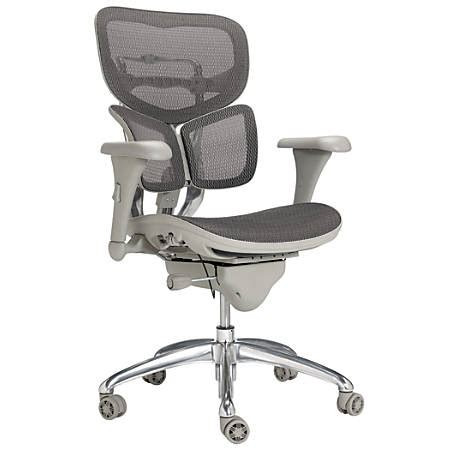 workpro chairs workpro pro 767e commercial mesh mid back chair gray
