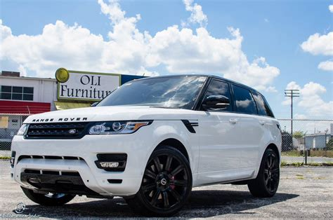range rover blue and white 2013 ultimate auto range rover sport stormtrooper dark