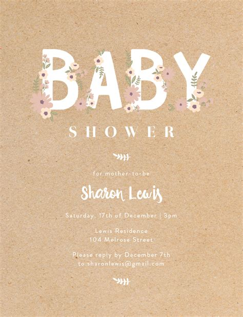 Come And Go Baby Shower Invitations by Come And Go Baby Shower Invitations Choice Image Baby