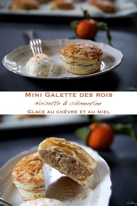 galette des rois hervé cuisine mini galette des rois noisette cl 233 mentine et sa glace au