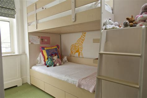 twin bunk bed for kids converts to two solid wood guard celia and tamsen casa kids