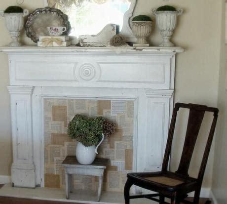 diy faux fireplace ideas diy faux fireplaces paperblog