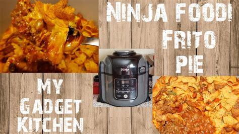 ninja foodi taco tuesday frito pie pressure cooker
