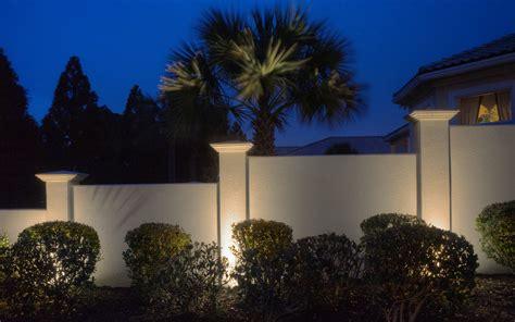 custom landscape lighting landscape lighting design in
