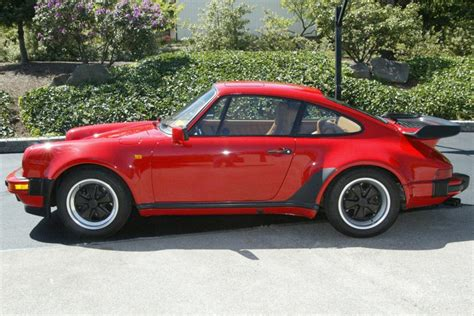 porsche 930 turbo for sale 1984 porsche 930 turbo 2 door coupe 21990