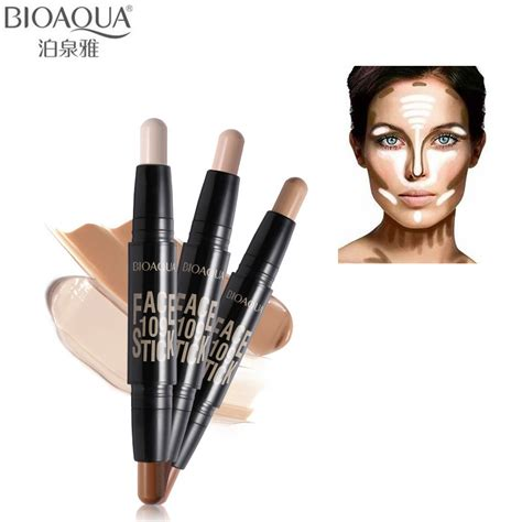 bioaqua brand 3d bronzer highlighter stick