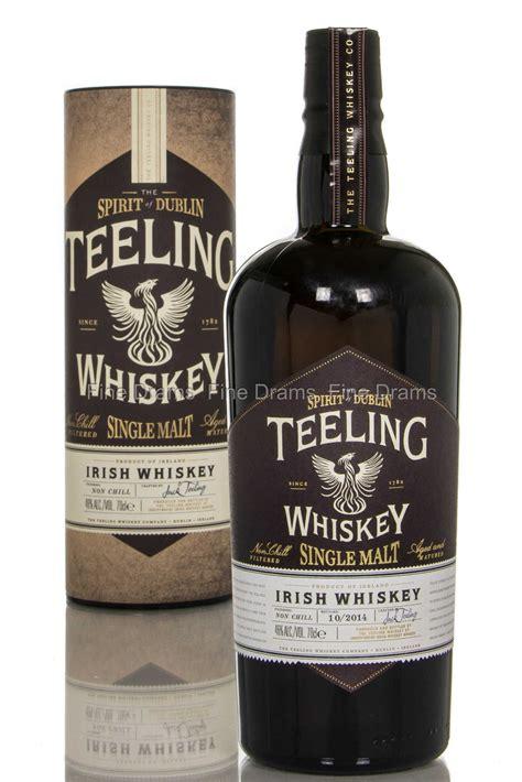 teeling single malt irish single malt whiskey