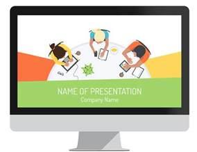 meeting powerpoint template staff meeting powerpoint template presentationdeck
