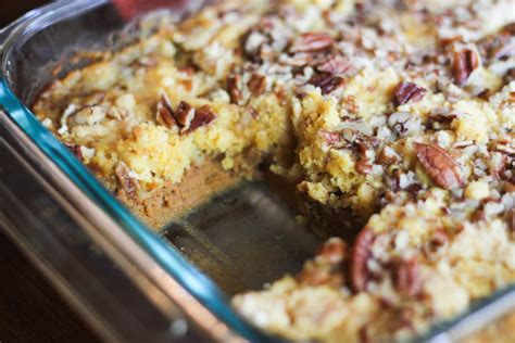 printable dump recipes pumpkin dump cake thriving home