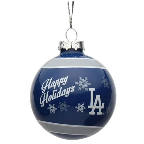 astros dodgers world series xmas ornament stocking