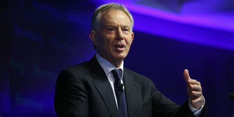Like Tony by Boris Johnson Eel Like Tony Blair Will Avoid