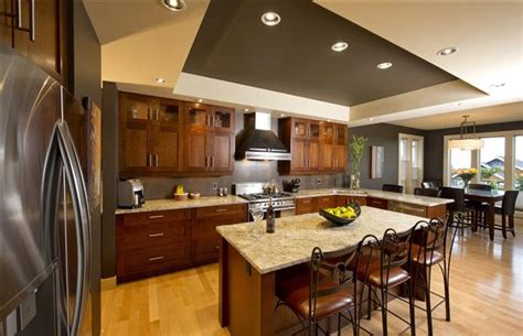 kitchen cabinets too high house beautiful decked out for fun