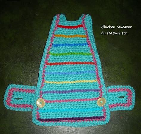 pattern crochet chicken sweater crocheted chicken sweater crochet pinterest sweaters