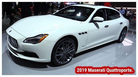 Maserati Quattroporte Gts 2019 by 2019 Maserati Quattroporte Exterior Interior Technology
