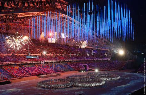 closing ceremony   winter olympics  russia