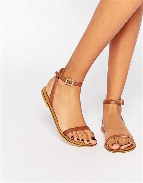 Wedges Simple Moka 1 image gallery simple sandals
