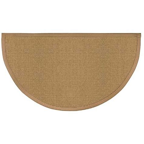 resistant hearth rug pictured is the 27 inch x 48 inch beige sunset resistant hearth rug manufactured in america