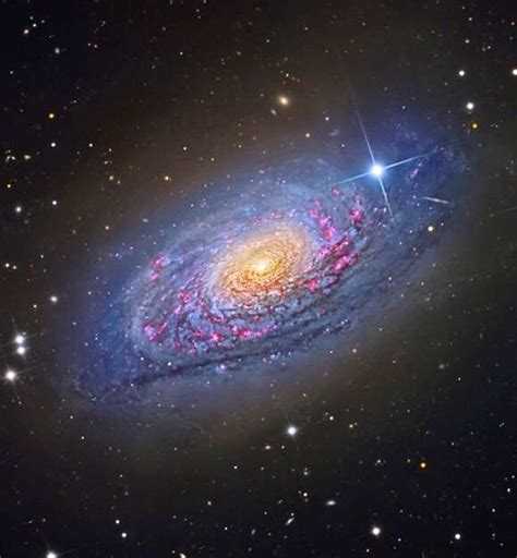 sunflower galaxy messier 63 the sunflower galaxy image credit copyright