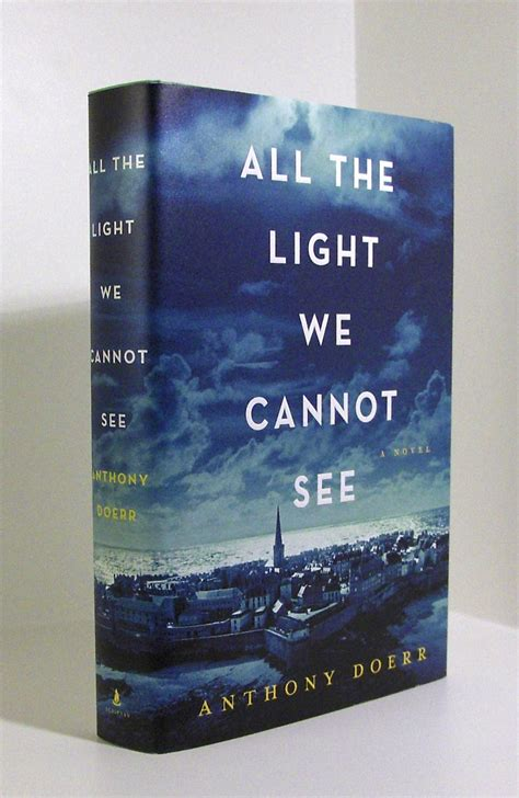 all the light we cannot see author all the light we cannot see signed 1st edition 1st