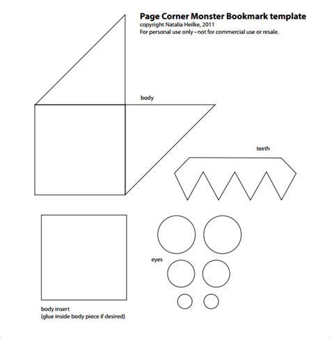 make your own bookmark template 10 bookmark templates pdf doc free premium templates