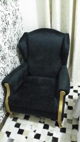 poltrona berger poltrona cadeira berger tecido novo vazlon brasil