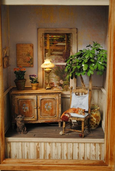 dollhouse room box 76 best images about dollhouse room boxes on