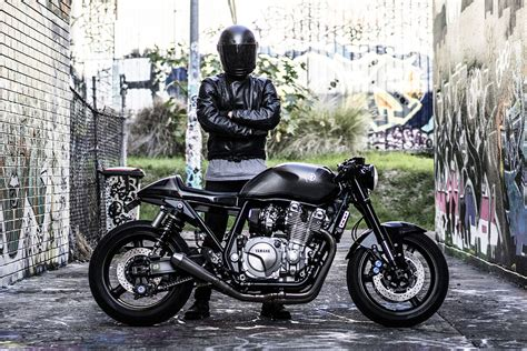 Motorrad Tuning Yamaha Xjr 1300 by The Brute Jamie S Yamaha Xjr1300 Return Of The Cafe Racers