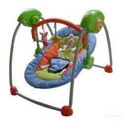plastic baby swing wooden baby swing in delhi delhi deepak engineering