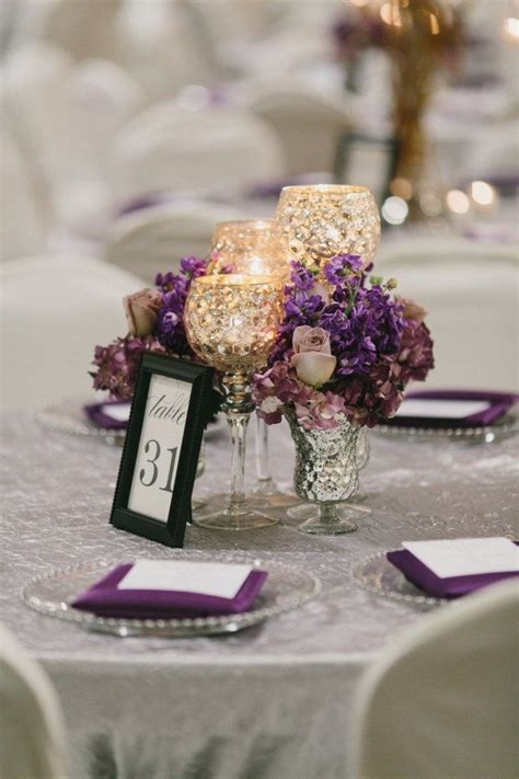 570 best images about Wedding centerpieces on Pinterest