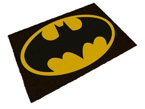 felpudo batman felpudo logo batman color