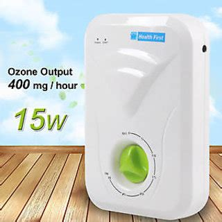 buy ozonizer vegetables fruits water air purifier 400 mg hrs ozone supply get 77