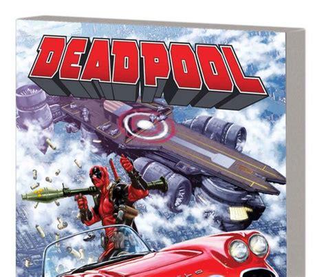 Deadp Oo L deadpool vol 4 deadpool vs s h i e l d tpb trade