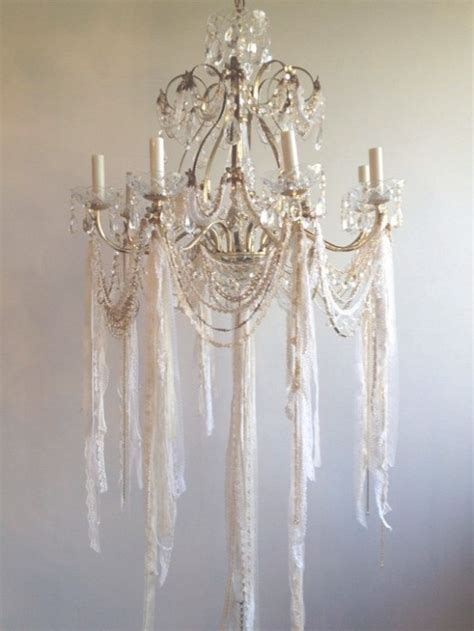 Trendy Chandeliers 45 Ideas Of Shabby Chic Chandelier