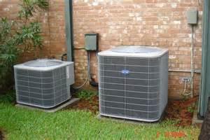 home ac units central air installation central air