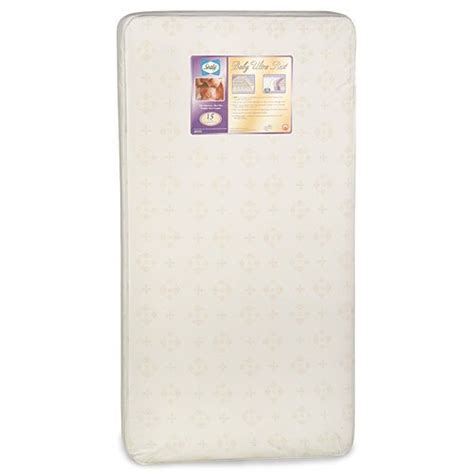 sealy crib mattress reviews sealy baby ultra rest crib mattress review is it worth