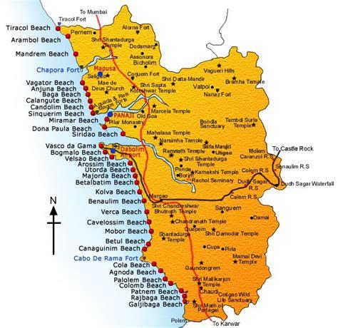 resort goa map india travel gt goa travel gt goa packages gt goa