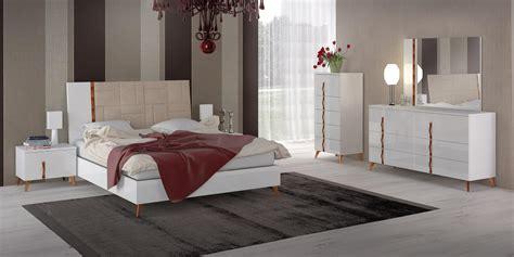 italy leather elite modern bedroom sets  extra storage akron ohio esf status italy sirio