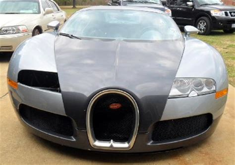 For sale: Bugatti Veyron, slight water damage, spares or repair   AOL UK Cars