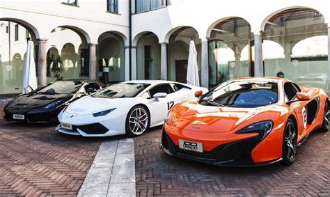 luxury car rental allora