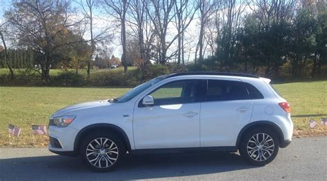 Review Of Mitsubishi Outlander Sport 2016 Mitsubishi Outlander Sport Review By Heilig