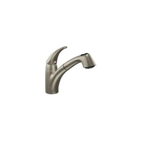 moen extensa kitchen faucet 7560sl null 7560sl extensa single handle stainless kitchen faucet with pullout spout