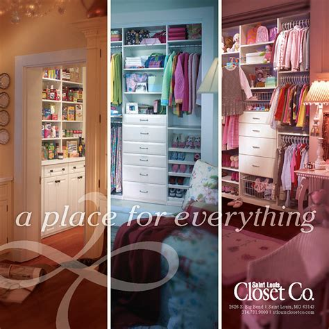 St Louis Closet Co by Photobook St Louis Closet Co Goes Beyond Storage