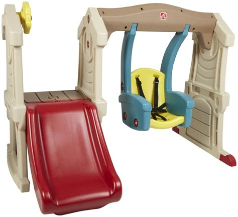 step 2 swing step 2 toddler swing slide