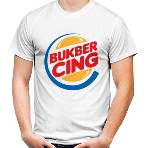 Kaos Gelo inilah 11 rekomendasi kaos dengan desain parodi logo yang