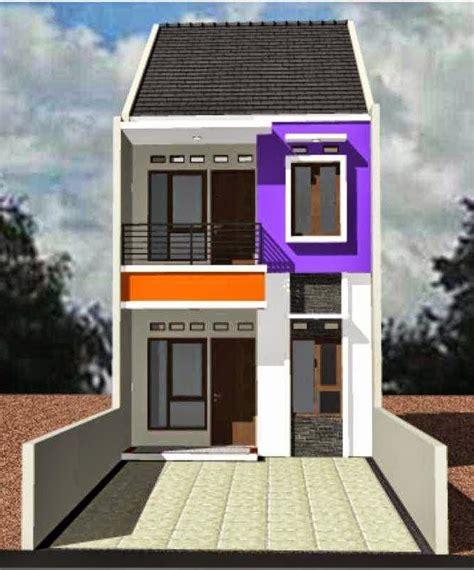 desain rumah tipe 21 minimalis 2 lantai modern dan keren banget desain rumah minimalis