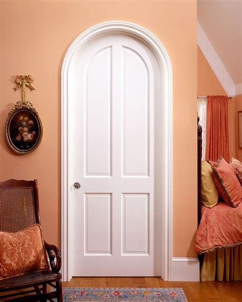 Arched Door Options Trustile Doors Arch Top Interior Doors