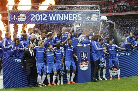 Liverpool Years 2 chelsea beat liverpool 2 1 in the fa cup last year