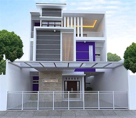Merk Cat Tembok Luar Yg Bagus kombinasi warna cat rumah yang paling trend 94 warna