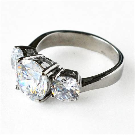Cz Engagement Rings by Cz Ring Cz Wedding Ring Cz Engagement Ring Wedding Ring
