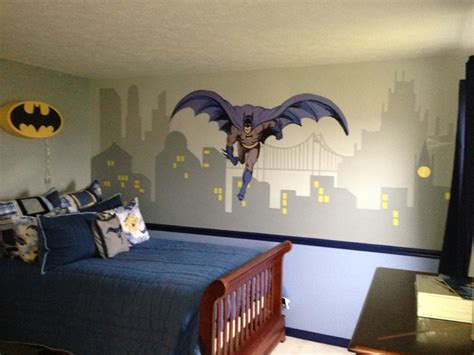 batman room decor batman bedding and bedroom d 233 cor ideas for your little